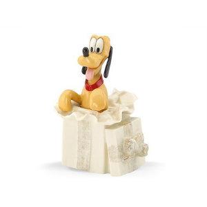 Disney Lenox Pluto's Surprise Gift