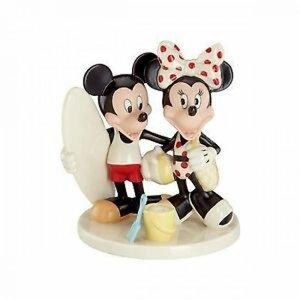 Disney Lenox Mickey & Minnie's Fun in the Sun