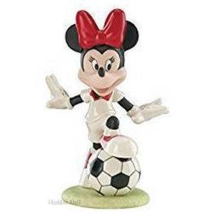 Disney Lenox Minnie (Soccer Star)