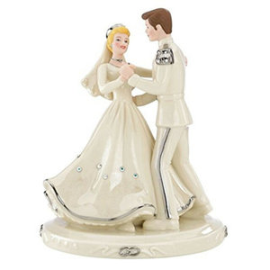 Disney Lenox Cinderella and Prince (cake topper)