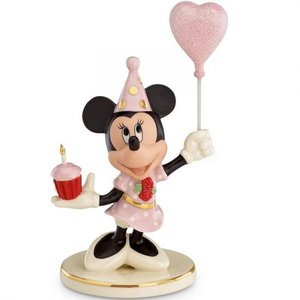 Disney Lenox Birthday Cheer from Minnie Mouse