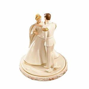Disney Lenox Cinderella Weddig Day (cake topper)