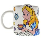 Disney Britto Alice & Cheshire cat Mug
