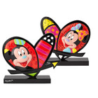 Disney Britto Mickey & Minnie Heart Icon