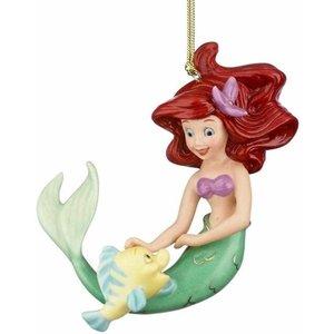 Disney Lenox Ariel's Best Friend Hanging Ornament