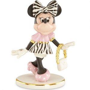 "Disney Lenox Minnie ""Fashionista"""