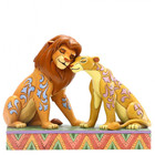 Disney Traditions Simba and Nala  25th Anniversary