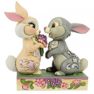 Disney Traditions Thumper & Blossom Bunny Bouquet