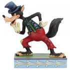 Disney Traditions Big Bad Wolf  (Silly Symphony)