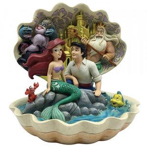 "Disney Traditions Ariel 'Shell"""