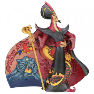 Disney Traditions Jafar (Villainous Viper)