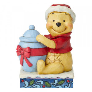 "Disney Traditions Winnie the Pooh ""Holiday Hunny"""
