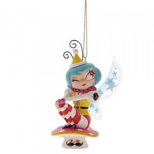 Disney World of Miss Mindy Mushroom Fairy   Hanging Ornament