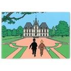 Tintin (Kuifje) Magnet - Tintin (Marlinspike Hall)