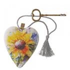 Art Hearts Sunflower Art Heart