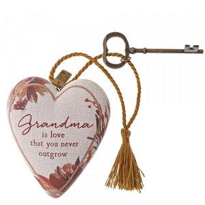 Art Hearts Grandma is Love Art Heart