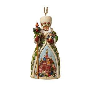 Jim Shore's Heartwood Creek Russian Santa (HO)