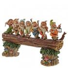Disney Traditions Masterpiece Seven Dwarfs Homeward ... (LARGE)