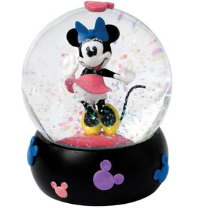 Disney Enchanting Minnie Mouse Snowglobe (Sweet and Flirtatious)