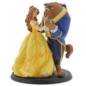 Disney Enchanting Belle Wedding Cake Topper