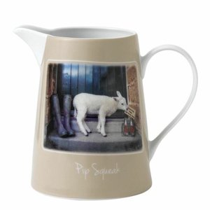 Border Fine Arts Kitchy & Co Pip Squeak Sheep Design (Kan)
