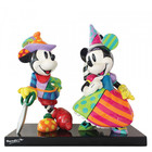 Disney Britto Mickey and Minnie Mouse (NLE 3000)