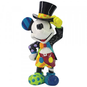 Disney Britto Mickey Mouse with Top Hat