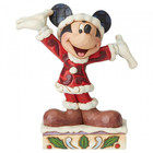 Disney Traditions Mickey Mouse (Tis a Splendid Season)