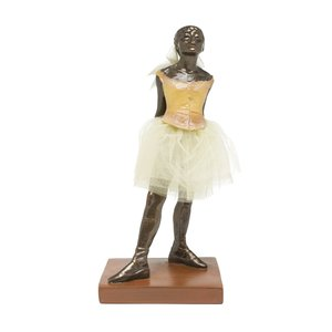 Mouseion The Fourteen Year Old Dancer - 1881 (Degas)
