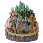 The Wizard of Oz (Jim Shore) Adventure to the Emerald City (The Wizard of Oz)