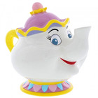 "Disney Showcase Mrs Potts ""Something There""  (Money Bank)"