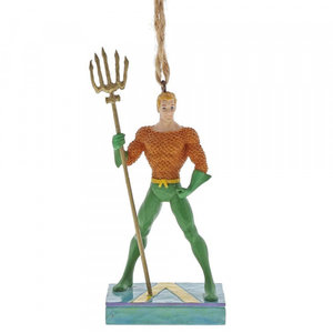 DC Comics (Jim Shore) Aquaman Silver Age (HO)