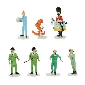 Tintin (Kuifje) Tintin on the Moon (Set)