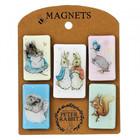 Peter Rabbit (Beatrix Potter) by Border Beatrix Potter Characters Magnet (Set)