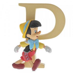 "Disney Enchanting ""P"" - Pinocchio"