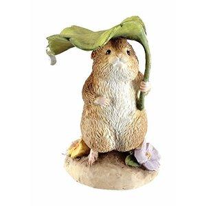 Beatrix Potter / Peter Rabbit Timmy Willie Under Leaf