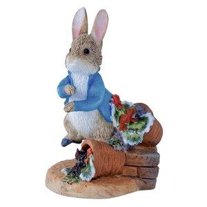 Beatrix Potter / Peter Rabbit Peter Rabbit with Plant Pot
