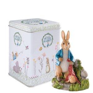 Beatrix Potter / Peter Rabbit Peter Rabbit in Garden 2017 Anniversary Figurine