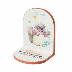 Beatrix Potter / Peter Rabbit Mrs Tiggywinkle (Bookend)