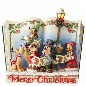 Disney Traditions Merry Christmas (Christmas Carol Storybook)