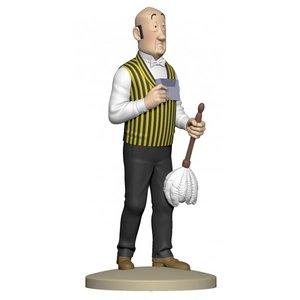 Tintin (Kuifje) Nestor met plumeau