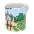 Tintin (Kuifje) MUG Kasteel Molensloot