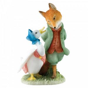 Beatrix Potter / Peter Rabbit Jemima & The Foxy Whiskered Gentleman