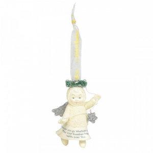 Snowbabies Guardian Peace (Hanging Ornament)