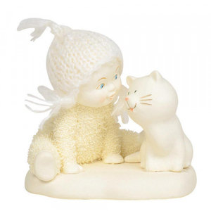 Snowbabies Chatty Catty