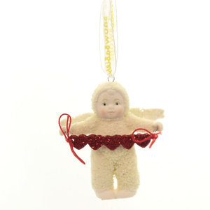 Snowbabies Angel of Hearts (Hanging Ornament)