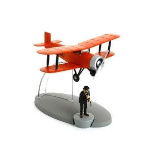 Tintin (Kuifje) Aerobatic Biplane