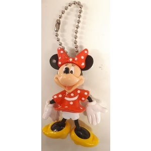 Disney Minnie Stringy Keychain
