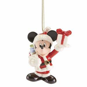Disney Lenox 2019 Merry Mickey (HO) Dated