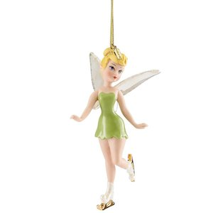 Disney Lenox 2019 Skating Tinker Bell (HO) Dated